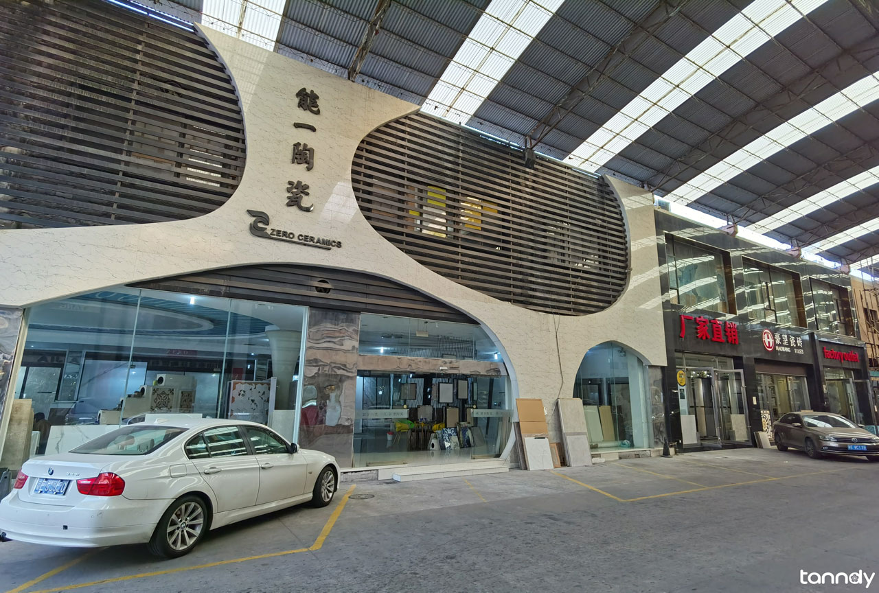 Foshan International Ceramics Exhibition Center - market picture 2