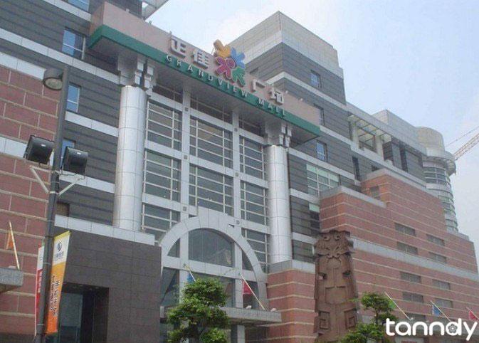Guangzhou-grandview-mall