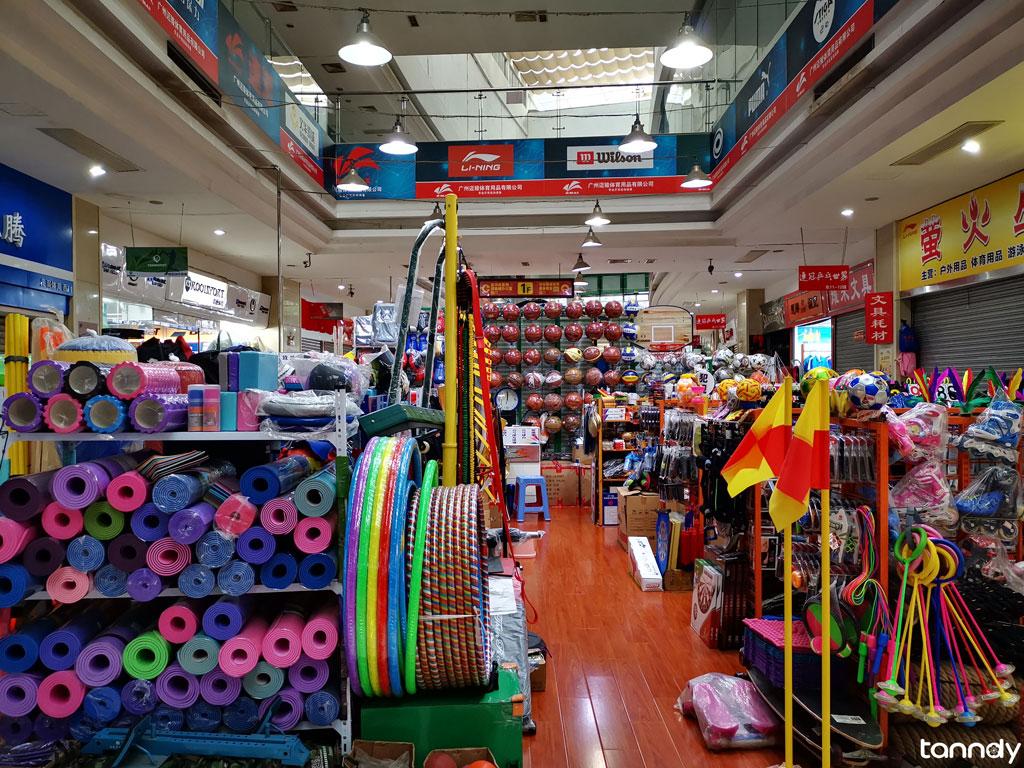Guangzhou ports Market 1