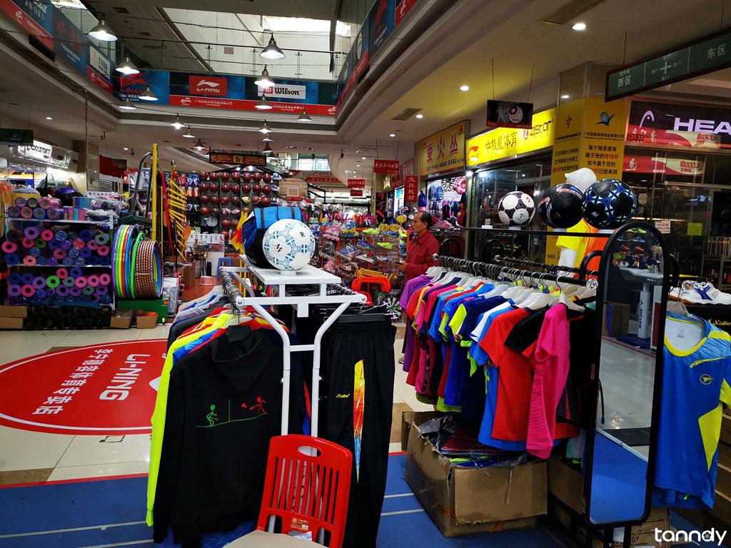 Guangzhou ports Market 3