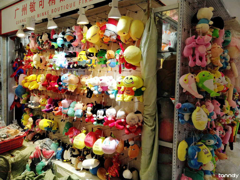 Toy shop in toy wholesale market 1