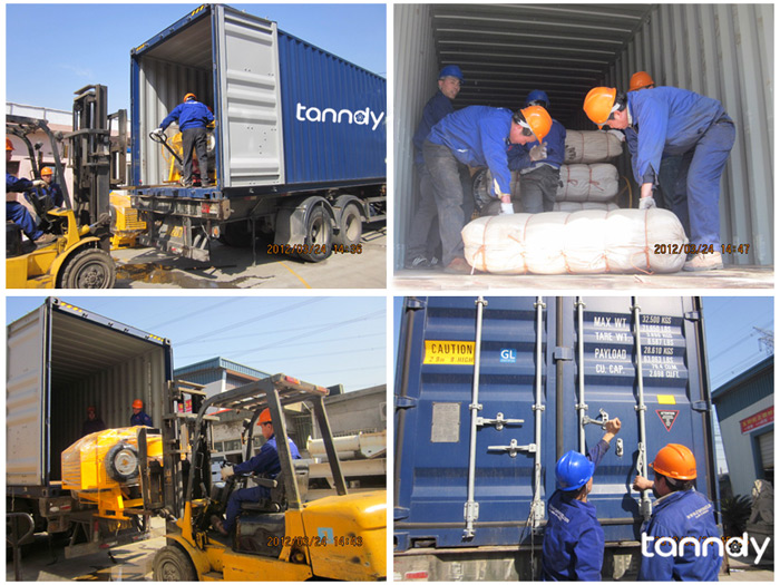 We do inspection & exporting
