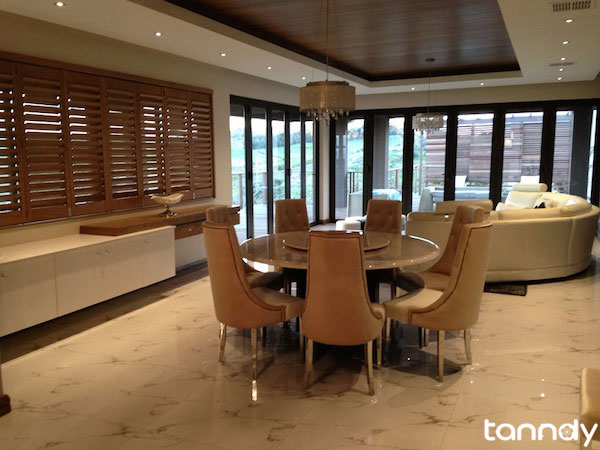 Tanndy ltd supply a house project in south africa