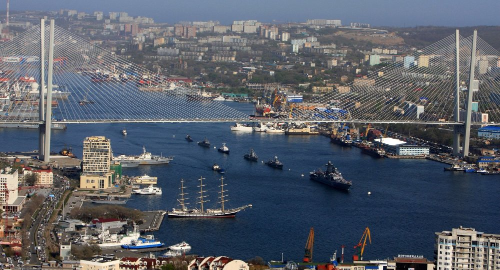 Russian-seaport