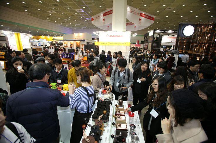 Cafe Show-China