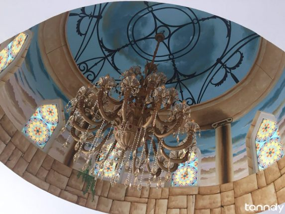 European style Ceiling decoration Lamp