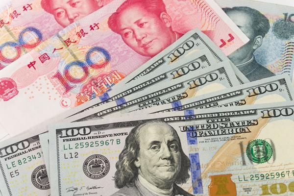 Chinese Yuan Usd