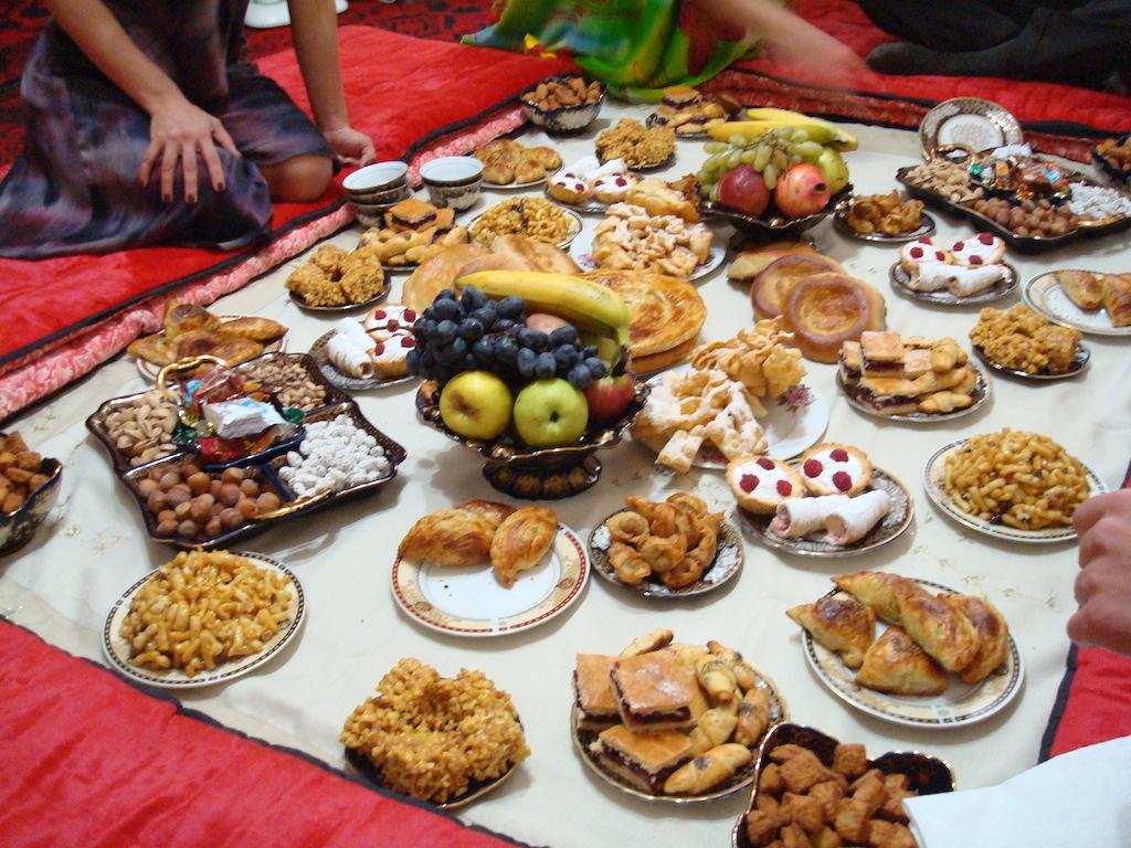 Eid Mubarak Food
