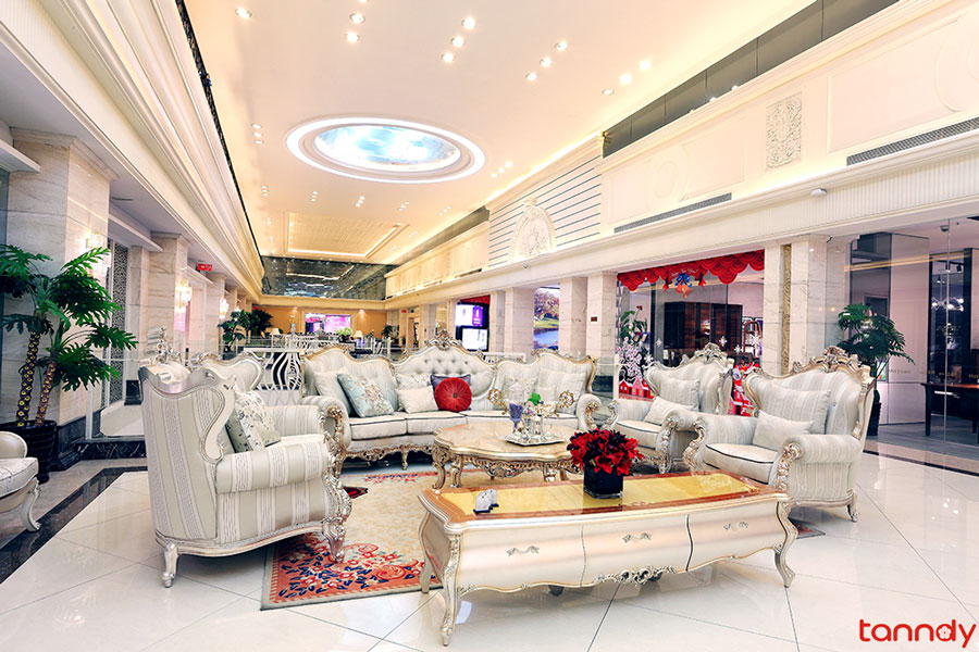 Foshan-furniture-market-French-sofa