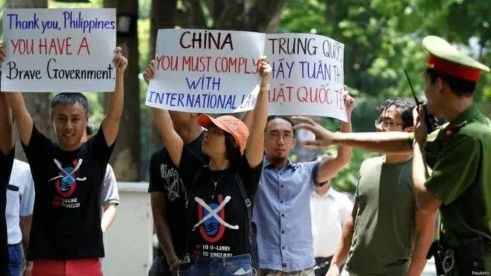Vietnam Anti Chinese
