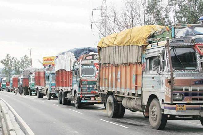 Truck operators to go on strike