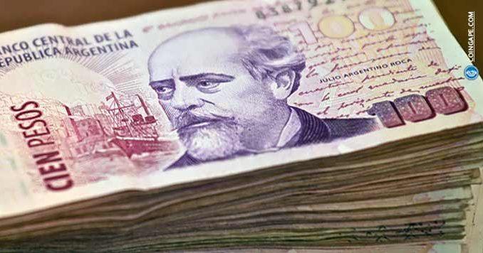Argentinas-Central-Bank--Pesos