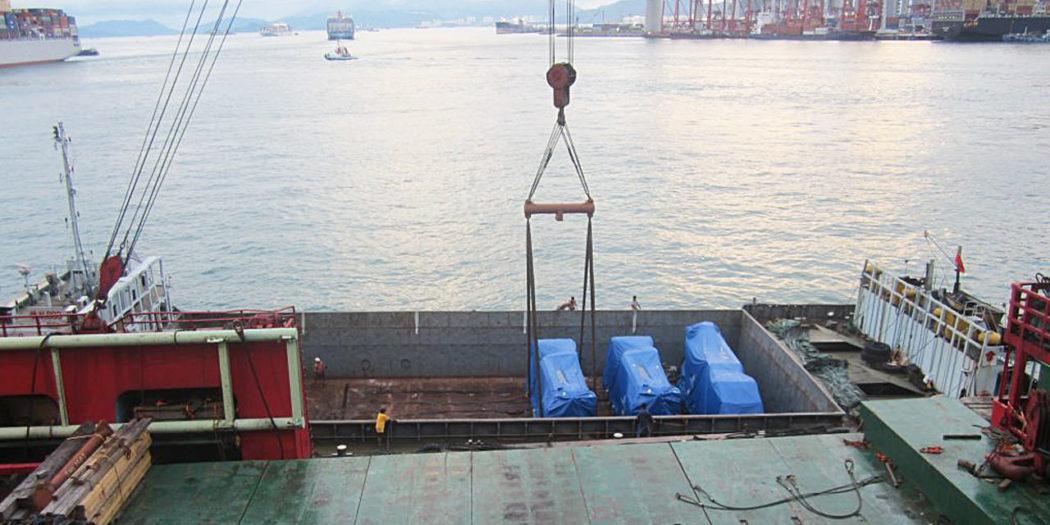 Fangcun-port