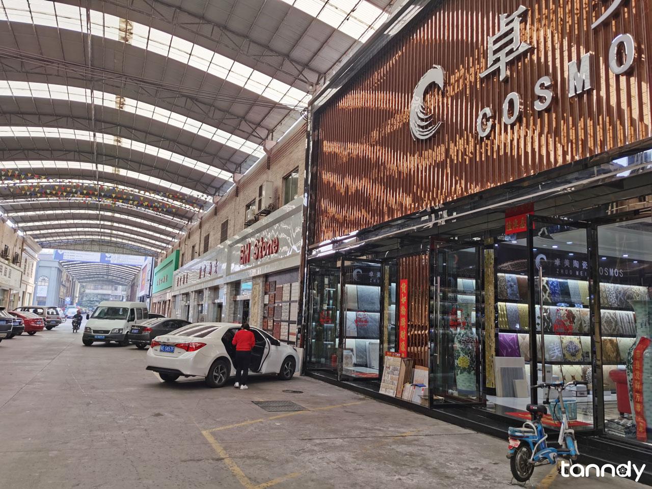 Foshan International Ceramics Exhibition Center - market picture