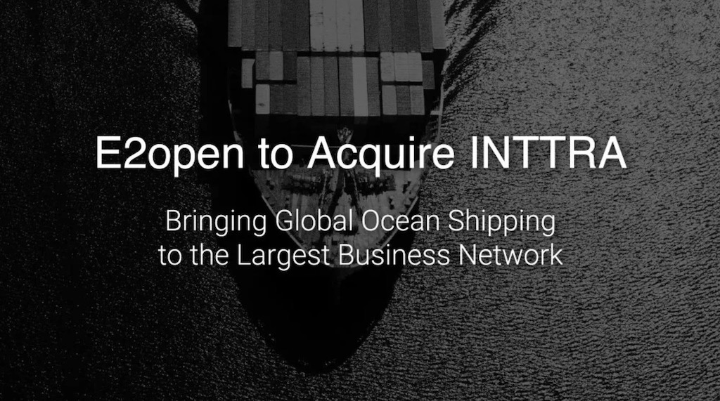 E2open Acquires INTTRA