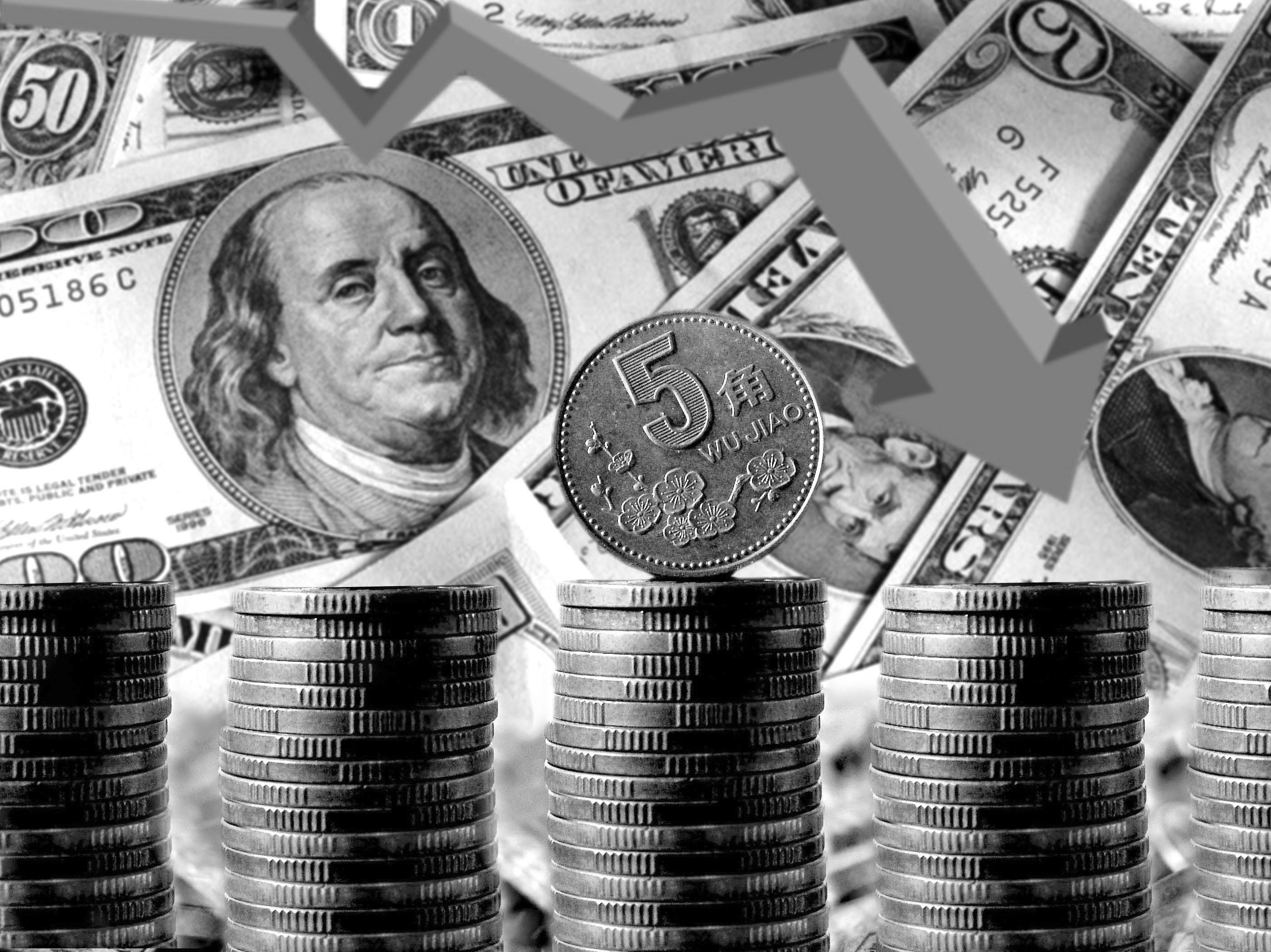 yuan-US dollar