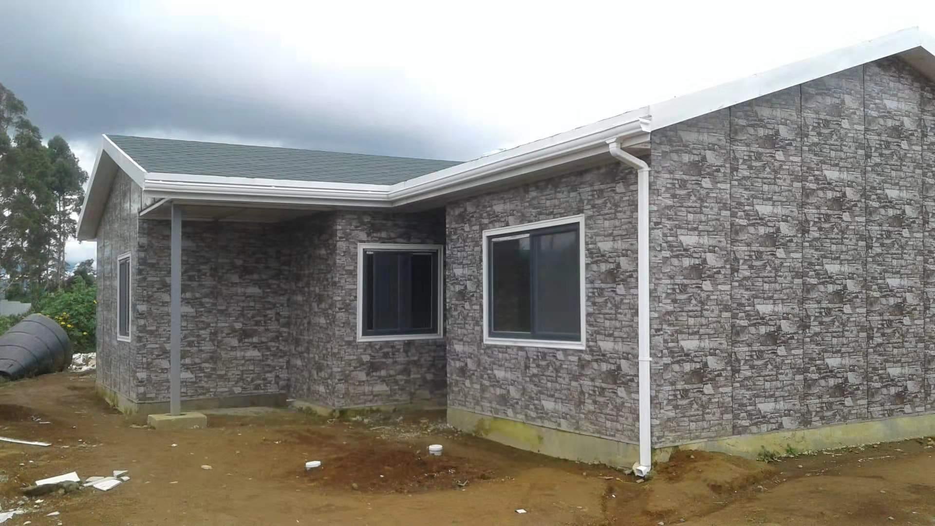 dormitory building for hospital