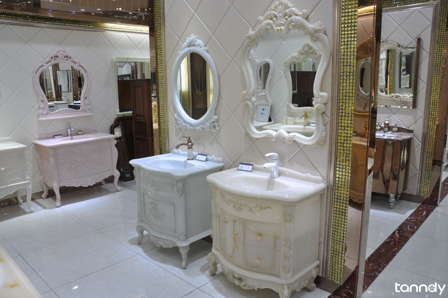 marble-European-style-Bathroom-Cabinet