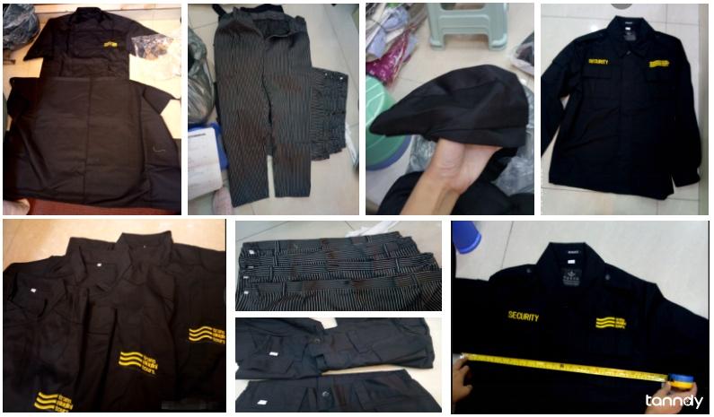 inspect uniform