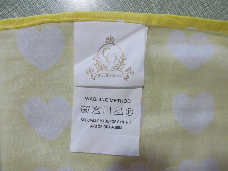 Bed sheet inspection 9