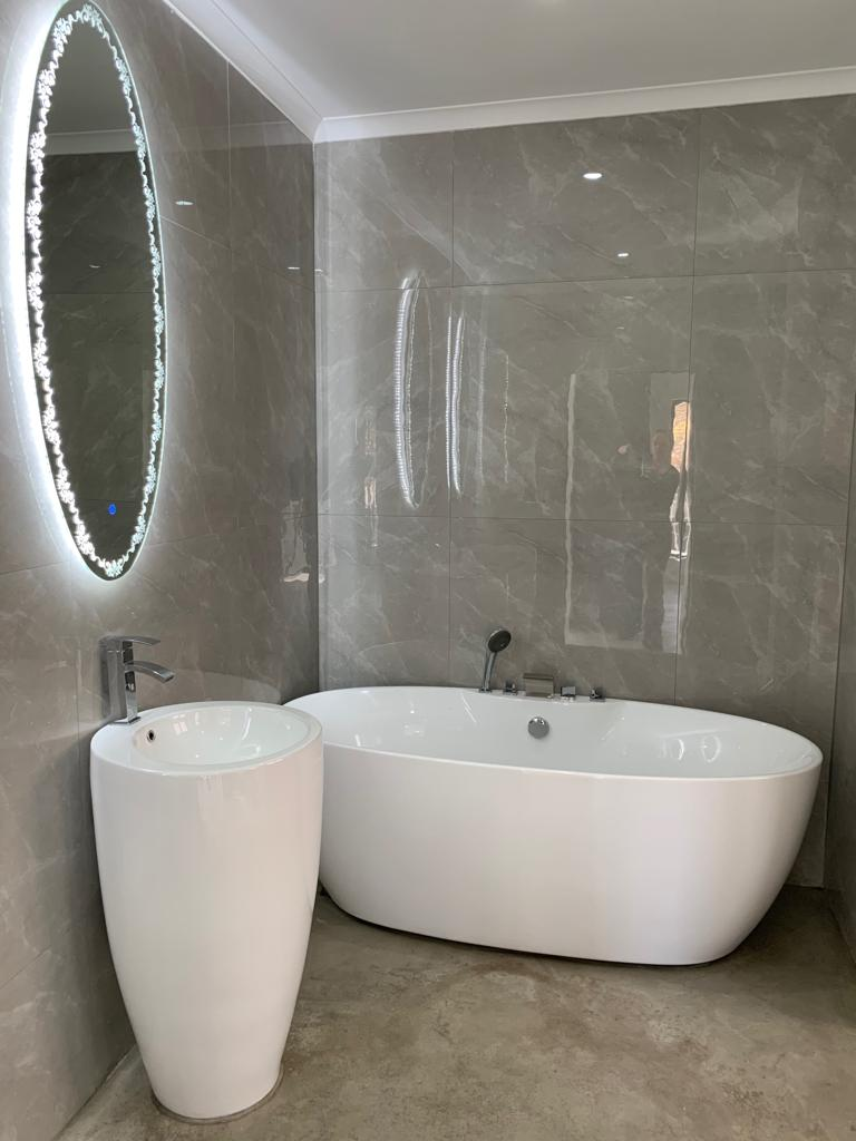 House in South Africa - Bathroom