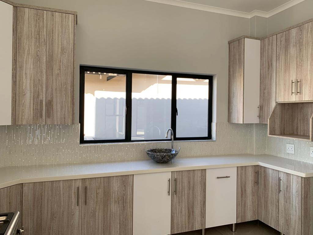 House in South Africa - Kitchen Cabinet