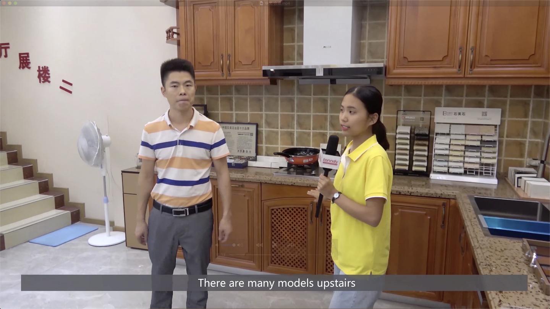 A kitchen supplier in building market