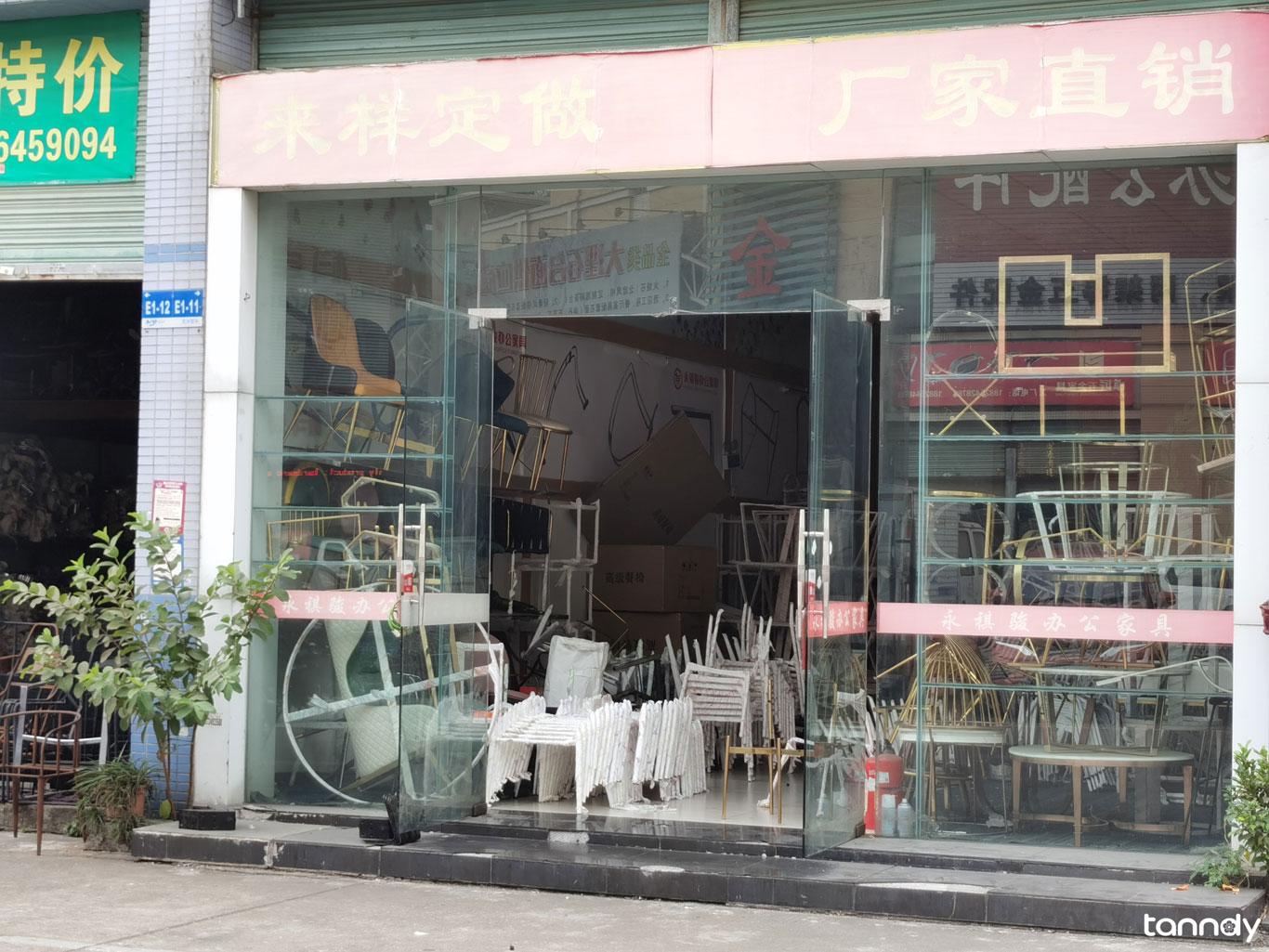 chair legs supplier in furniture parts market