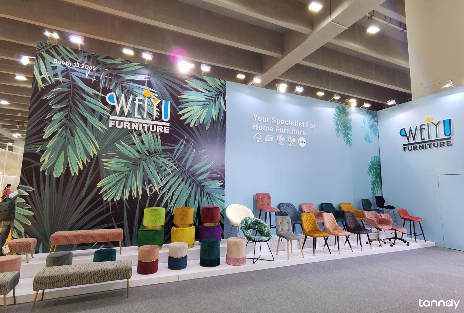 Ciff Guangzhou 2020 China Furniture Fair